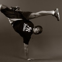 Street dance, hip hop, break dance